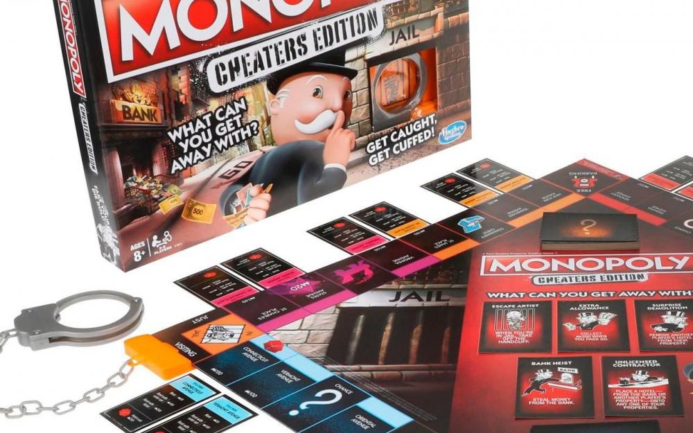 Une nouvelle édition de Monopoly vous encourage à arnaquer tout le monde
